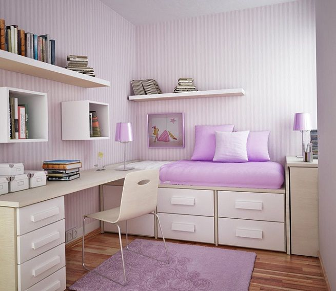 Bedroom Teenage Small Girls Room Purple Large Size: Best 25+ Teen Bedroom Designs Ideas On Pinterest
