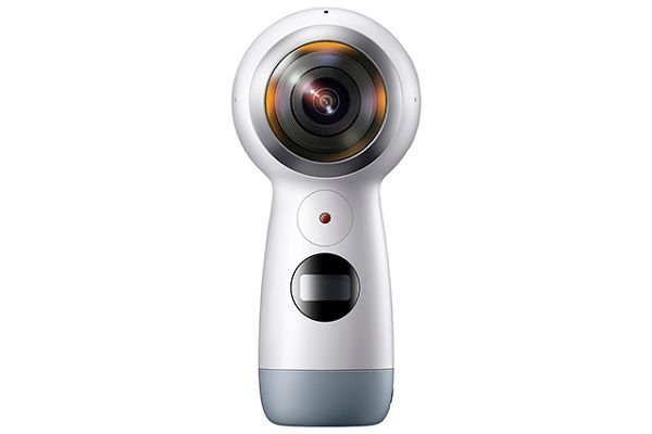 SAMSUNG debuts Gear 360 (2017) camera with 4K resolution and live streaming support - Specifications. #Drones #Gadgets #Gizmos #PowerBanks #Smartpens #Smartwatches #VR #Wearables @MyWindowsEden  #MyWindowsEden