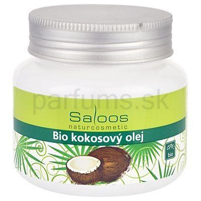 Saloos Bio Coconut Oil kokosový olej pre suchú a citlivú pokožku