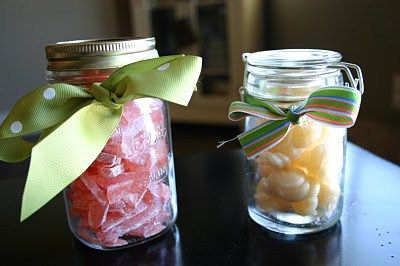 Pioneer Taffy and Old Fashioned Rock Candy - Or so she says...