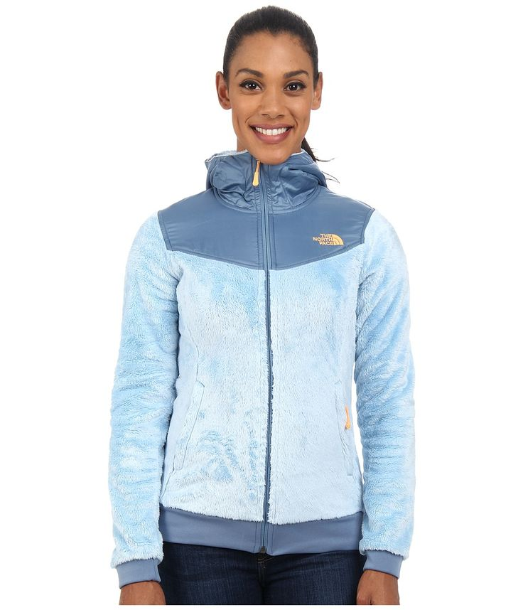 THE NORTH FACE THE NORTH FACE - OSO HOODIE (TOFINO BLUE/COOL BLUE) WOMEN'S SWEATSHIRT. #thenorthface #cloth #