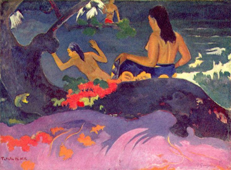 Gauguin y las teorías simbolistas - Cultura Colectiva - Cultura Colectiva