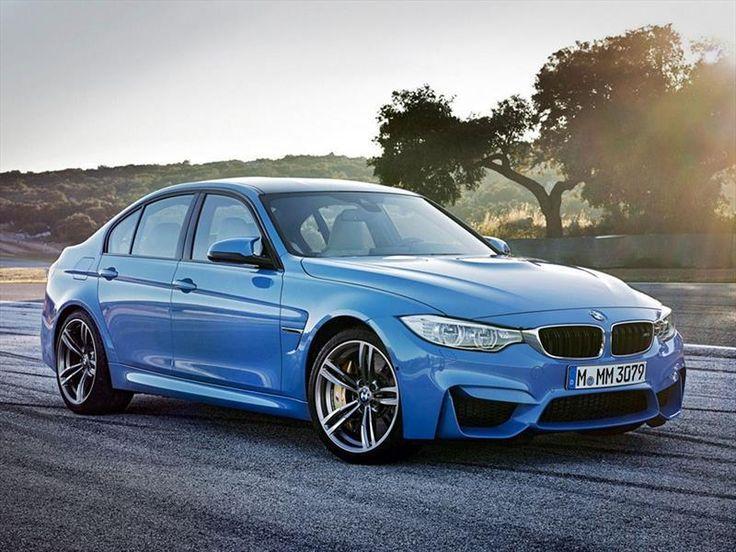 BMW M3 Sedán 2015, motor de seis cilindros en línea con la tecnología BMW M Twin Power Turbo