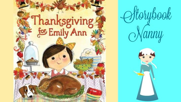 8 best thanksgiving video books images on pinterest for Storybook nanny