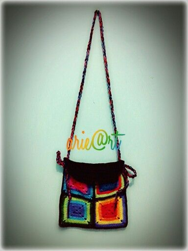 Puzz grany sling bag