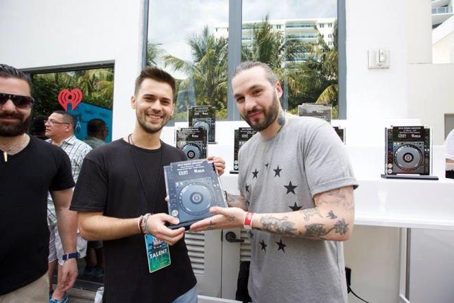 Paul Damixie a luat premiul pentru cel mai difuzat remix al anului