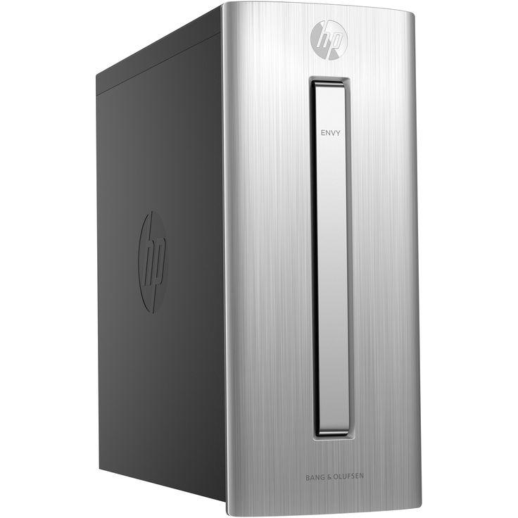 HP Envy 750-500 750-530 Desktop Computer - Intel Core i7