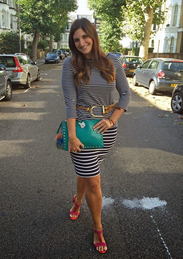 Stripes from top to toe