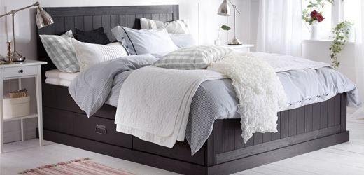 Cliquez pour voir les lits