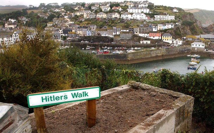 Council abandons plans to name path Hitlers Walk - Telegraph