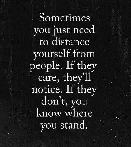 Know Where You Stand Thoughts Famous Quotes
