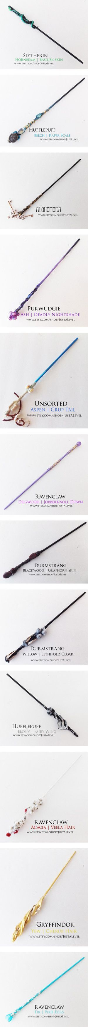 Harry Potter Inspired Wands by grandmasfood on Polyvore featuring beauty product… – Harry Potter