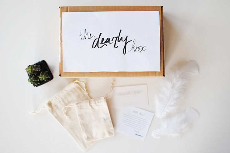The Dearly Box (December)