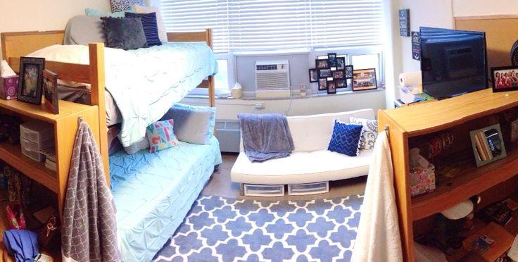 Mizzou dorm room lathrop residential hall university of for Design homes lathrop missouri