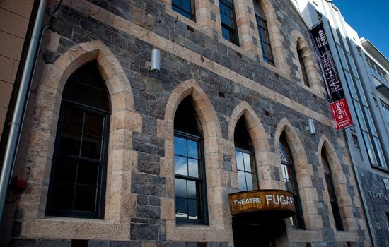 The Fugard theatre - District Six Cape Town