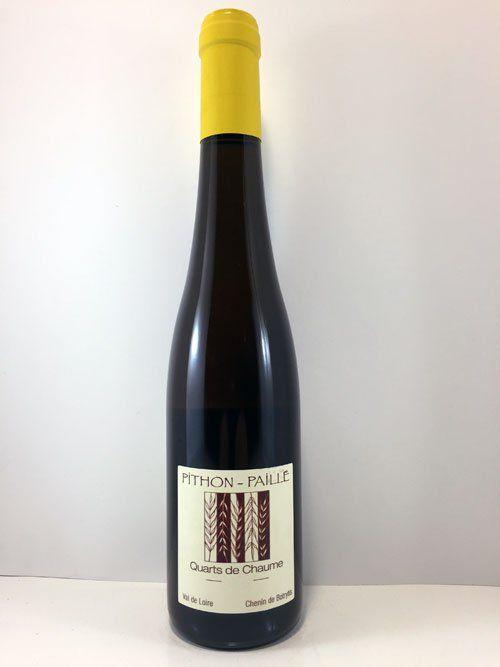 #Organic_Wine Pithon-Paille Quarts de Chaume Chenin Blanc Grand Cru 2013. One of the icon producers in Anjou, Pithon-Paille produces exquisite organic Chenin Blanc https://rarewine.com.au/product/pithon-paille-quarts-de-chaume-chenin-blanc-grand-cru-2013/