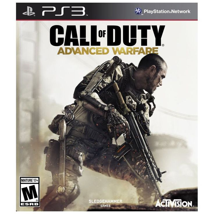 (*** http://BubbleCraze.org - Free family-friendly Android/iPhone game for all ages. ***)  Call of Duty: Advanced Warfare (Sony PlayStation 3, 2014)