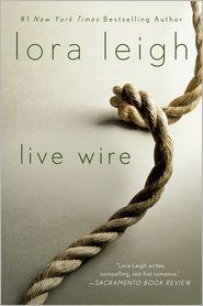 Giveaway  Author Interview-Lora Leigh Live Wire http    Lora Leigh Author
