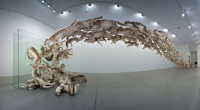 Head On by Cai Guo-Qiang (2006)