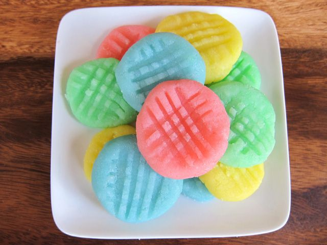 Cream Cheese Candies - Colorful No-Bake Candy Treats