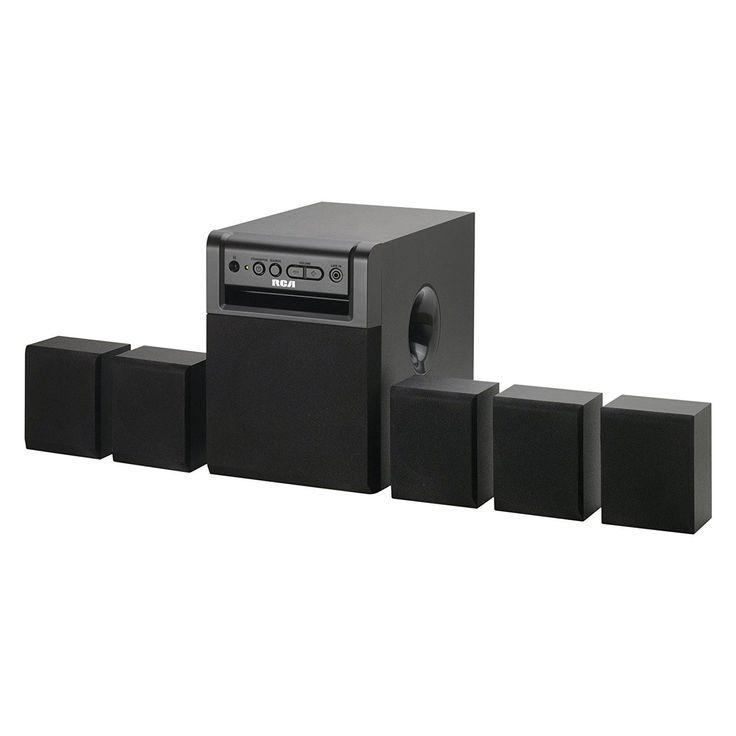 RCA RT151 80-watt Home Theater System