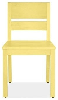 Afton Yellow Chairs - Chairs - Dining Spaces - Room & Board traditional dining chairs and benches
