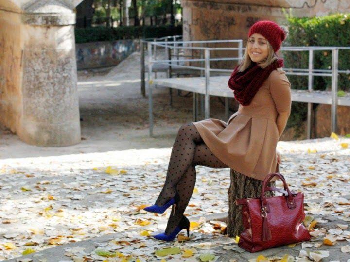 Marina con el panty Lily de Cecilia de Rafael: http://www.comprar-medias.com/pantys/122-panty-lyli-20-den.html