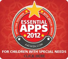 ESSENTIAL apps for special needs