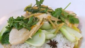 Steamed chicken, Star anise and Stars on Pinterest