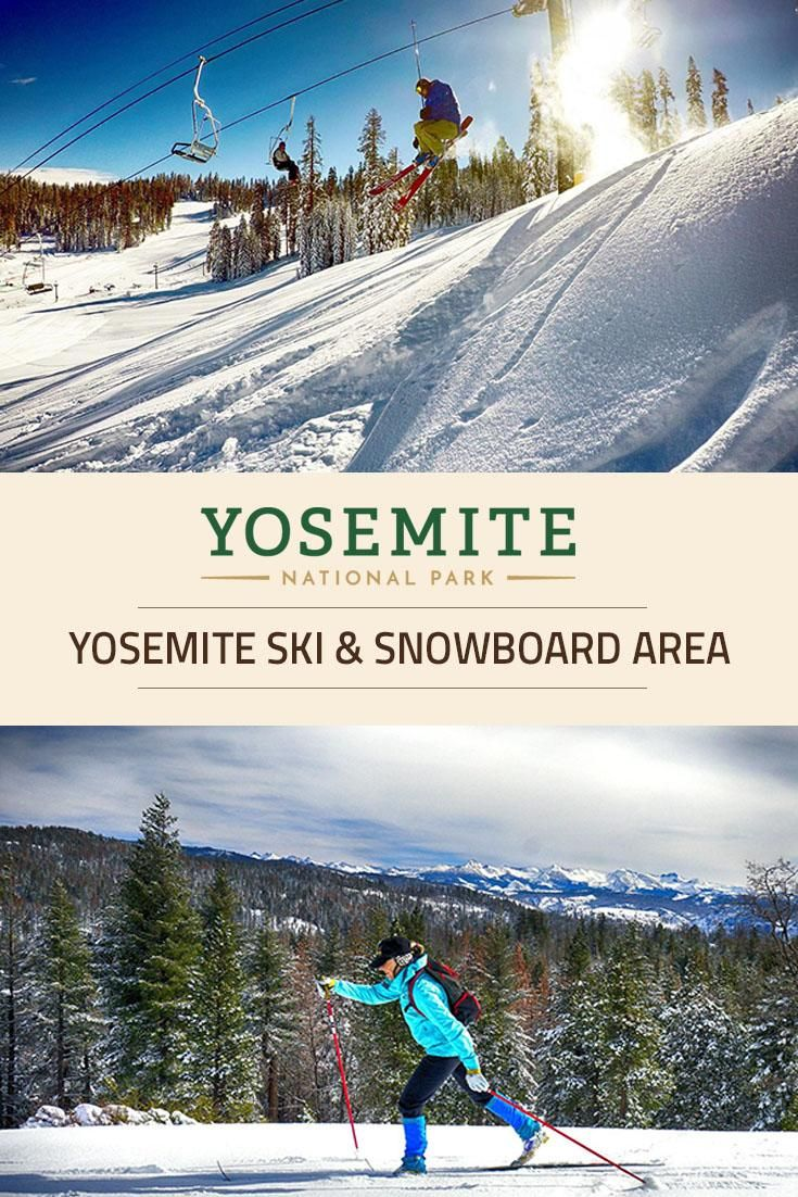 Learn about all the winter activities in Yosemite National Park and how you can experience them.