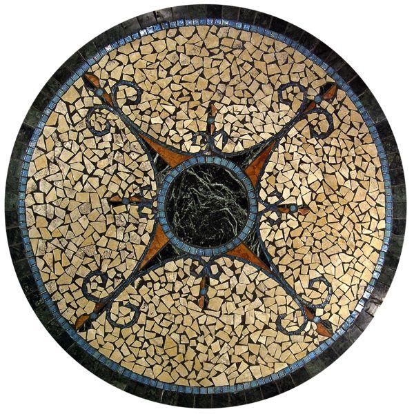 mosaic table tops | Lugano Mosaic Table Top