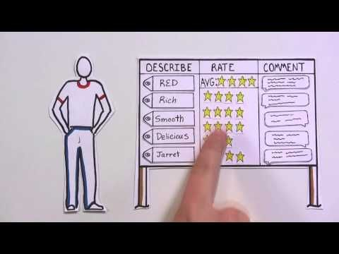 """""""Commoncraft is famous for using cut-out animations as visual elements to explain concepts and for using a finger pointing technique to guide you on where to look and what to focus on."""""""