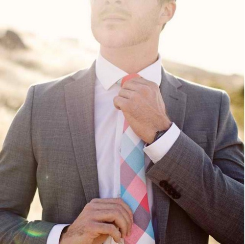 samuelpilot:  Perfect look for a summer wedding