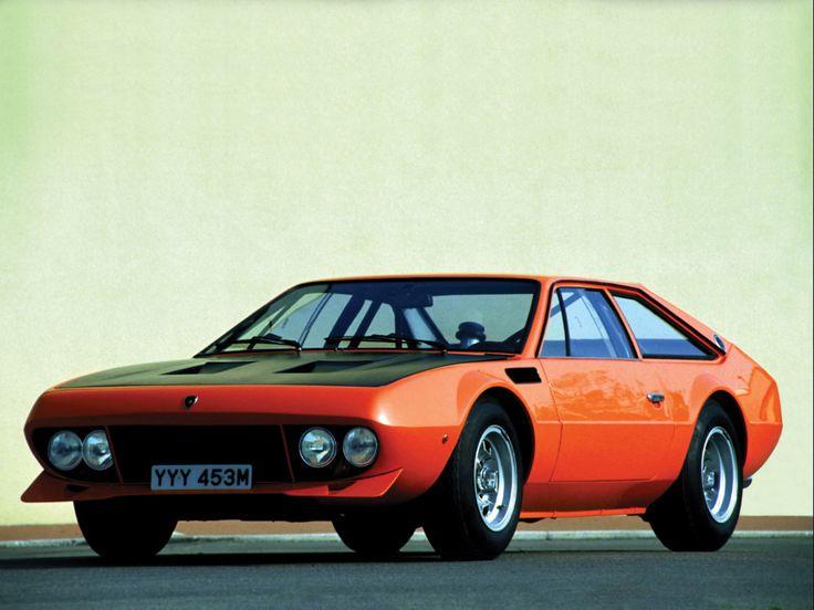Lamborghini Jarama 400 GTS by Bob Wallace '1972