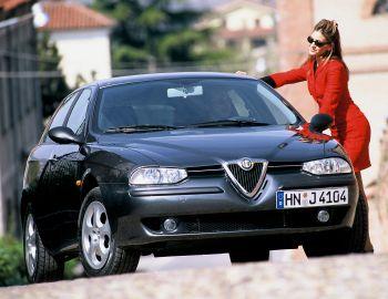 Alfa Romeo 156 Sportwagon Worldwide (932B) '2000–02