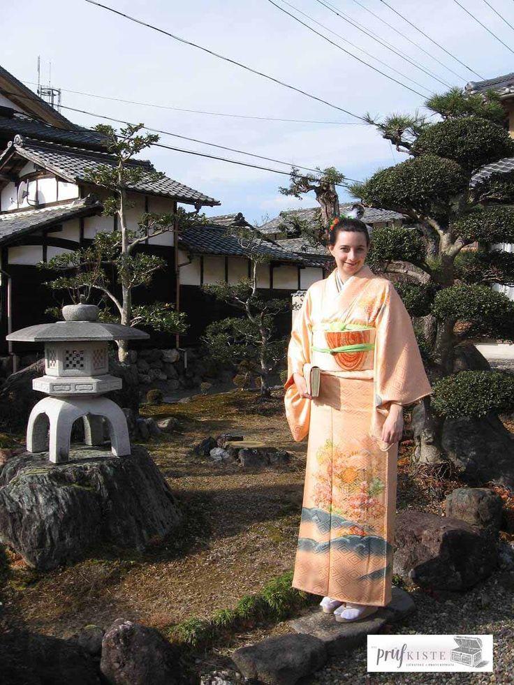 Mein Neujahr in Japan - Wie ich den Jahreswechsel 2006/2007 in Gifu erlebt habe.