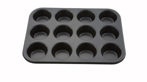 Winco AMF12NS 12Cup Nonstick Muffin and Cupcake Pan Tin Plated ** You can find out more details at the link of the image.(This is an Amazon affiliate link and I receive a commission for the sales)