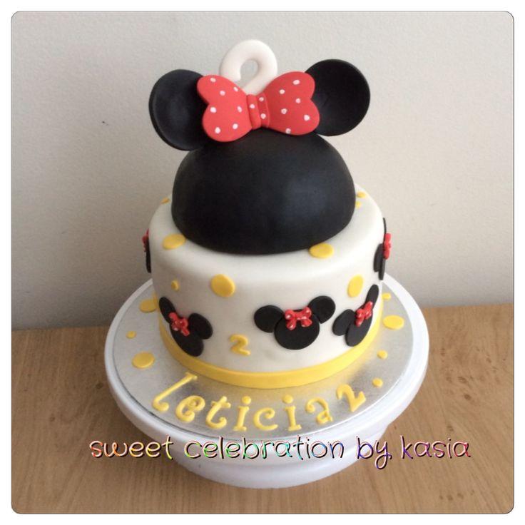 Minnie Mouse cake Sweet Celebration