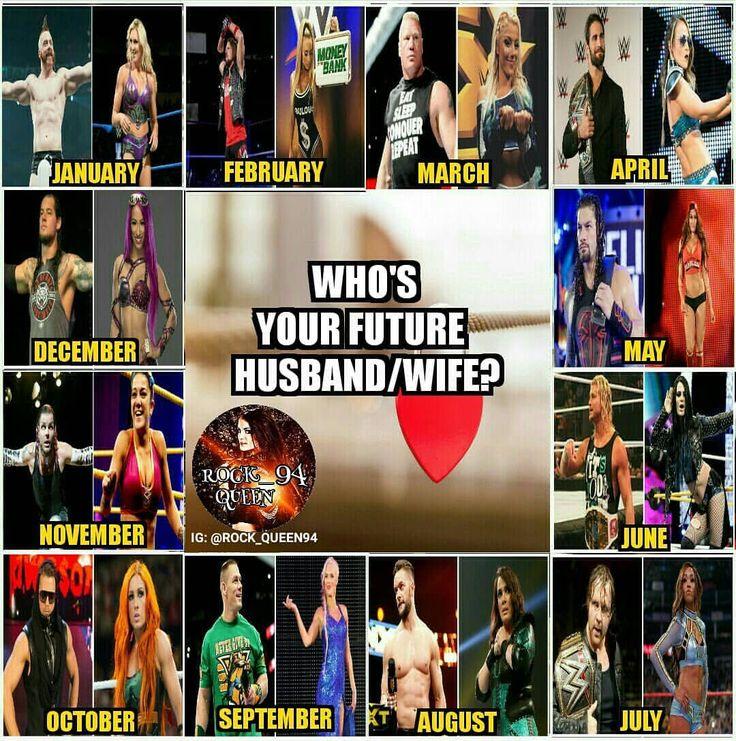 Luckily, mine is AJ styles. Who's your future husband/wife? .☆. .☆. .☆. #wwe #wwefan #wweforever #wweuniverse #wrestlingislife #rockqueen94 #Rock_queen94 #sdlive #wrestlingislife #wwe #wwe #wwefan #wweforever #wwefan #wwememes #wwefan #wweuniverse #wrestlingislife #memes #wwe #memes #wwememes #samoajoe #brocklesnar #suplexcity #greatballsoffire #wwefan #wweraw #wwesdl #wrestlingislife #romanreigns #wwe #wrestling #summerslam2017 #wrestling #wwe #johncena #youcantseeme #cmpunk #wwe #fo...