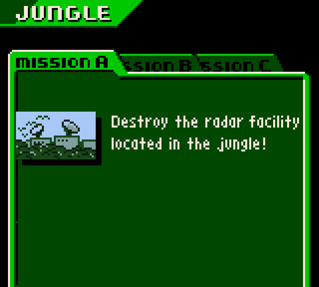 mission briefing nes - Google Search