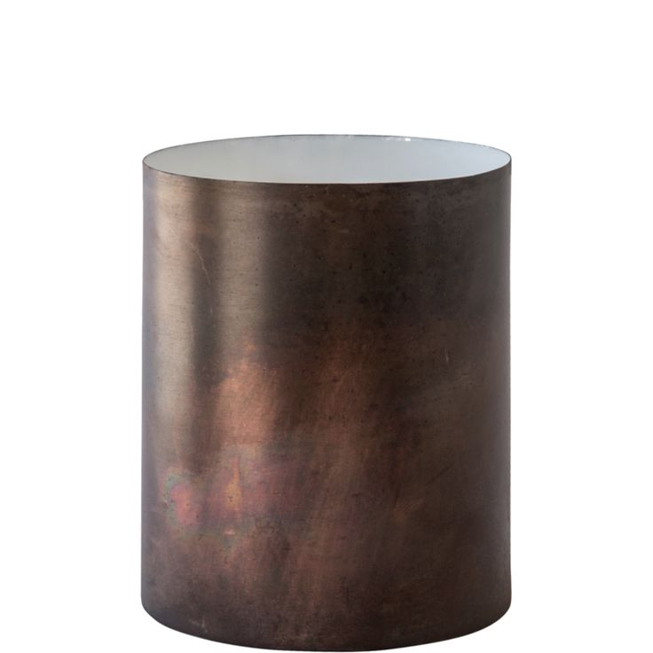 Versatile Burnt Copper Cylinder perfect for #entertaining - exclusively available at #Weylandts