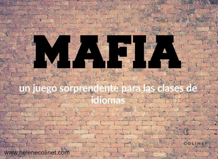 Un juego que nunca hubiera pensado le gustaría tanto a los alumnos: Mafia. Quizás hayas jugado de pequeño a Mafia, entonces ya sabes cómo jugar; sino aquí t