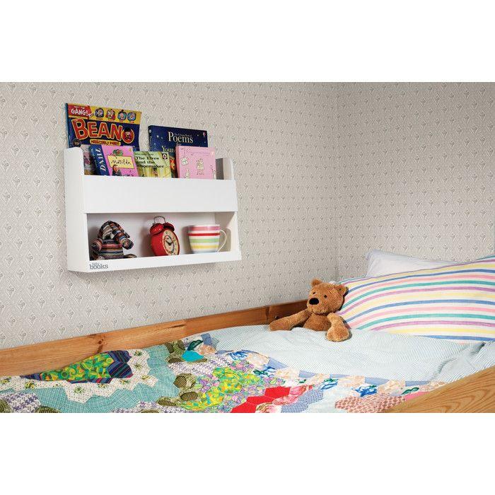 Tidy Books Bunk Bed Bedside Shelf | AllModern