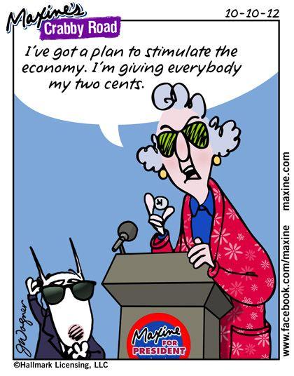 Maxine Cartoons, Funny Animal, Maxine Humor, Crabby Roads ...