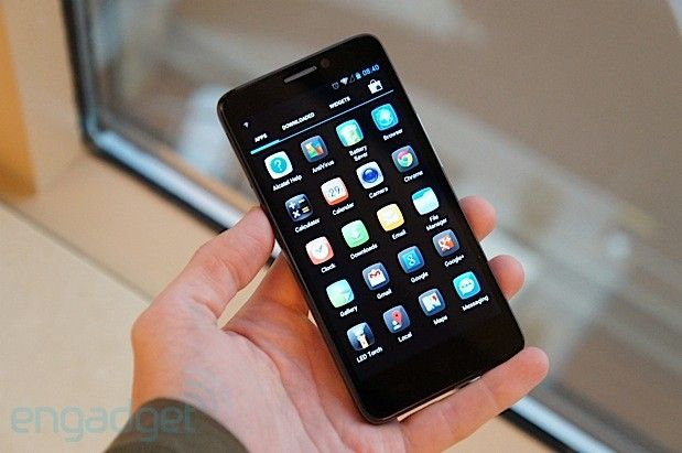 Alcatel's One Touch Idol now available in the US