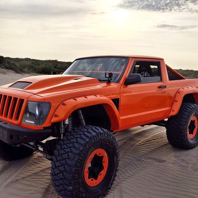 Cherokee XJ 6.2 stroker supercharged | Jeep Inspiration ...