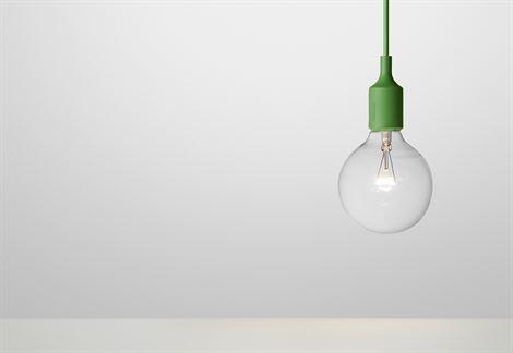 E 27 pendant lamp
