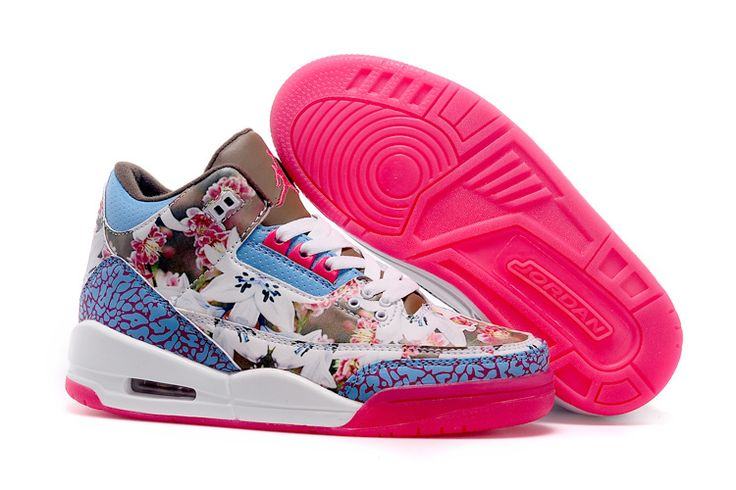 Shoe Hub Air Jordan 3 Back-to-School Women