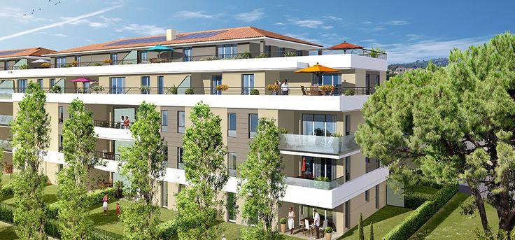Investissement immobilier à #Mandelieu la napoule – #Investir en Loi Duflot