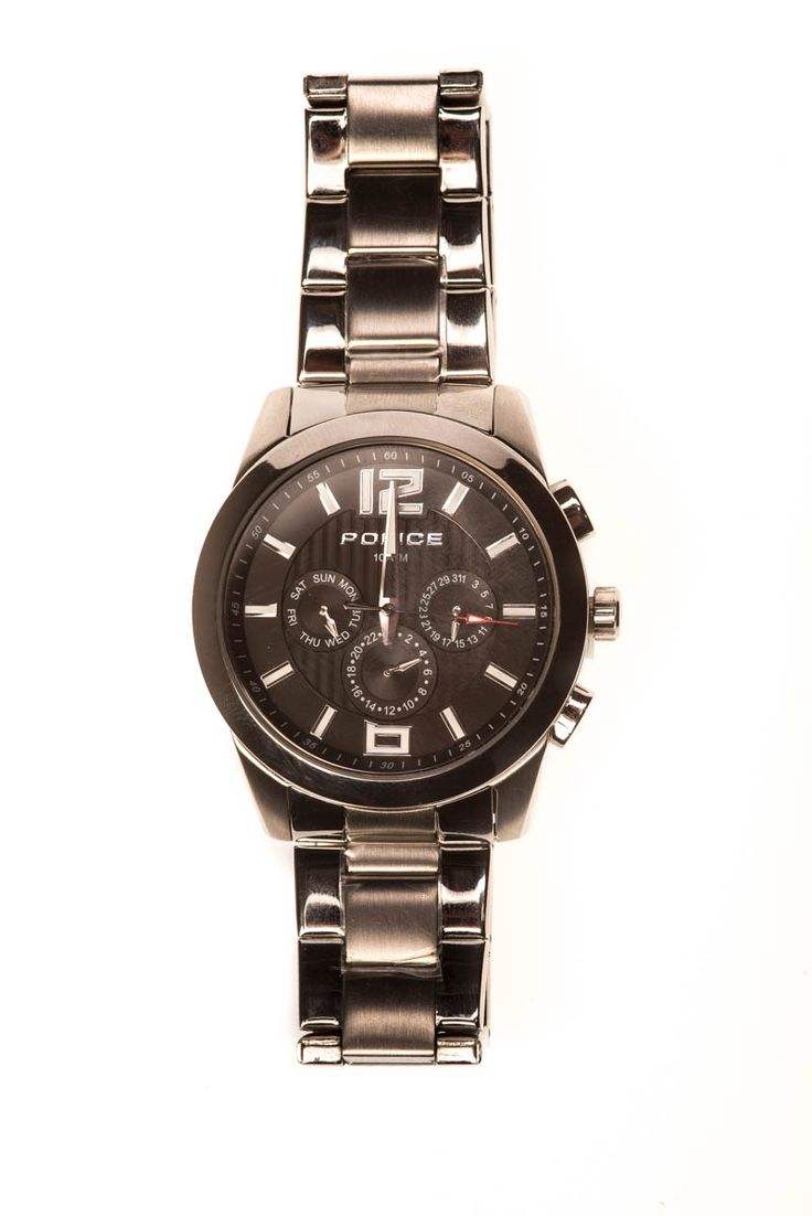 Quartz Time & Jewellers - 014 537 2416  POLICE WATCH R1 495